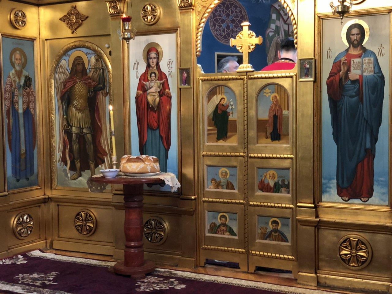 Црква у Сврљигу, фото: М.М.