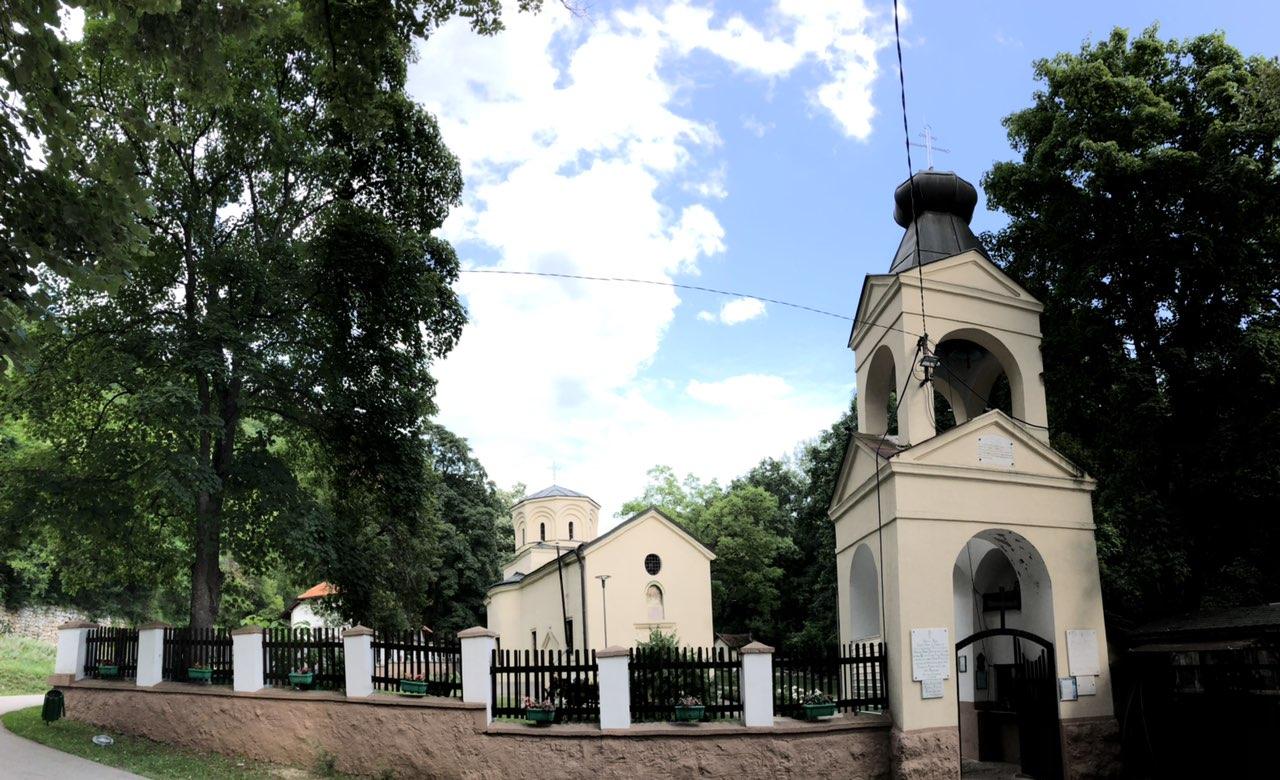 Манастир Св. Архангел Гаврило Пирковац, фото: Марко Миладиновић
